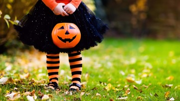 Kentucky/Indiana: What time does trick-or-treating start