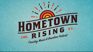 Hometown Rising festival to debut in Louisville at Kentucky Expo Center
