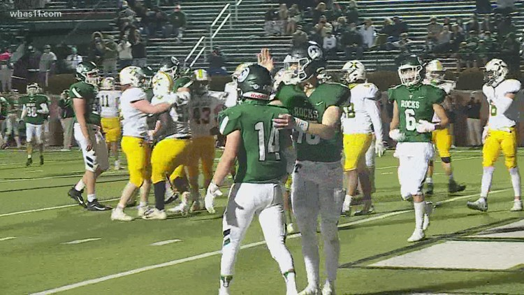 Trinity has sights set on 27th state championship after beating St. X 31-0