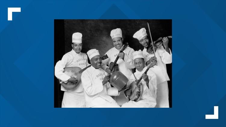 The Ballard Chefs Jug Band