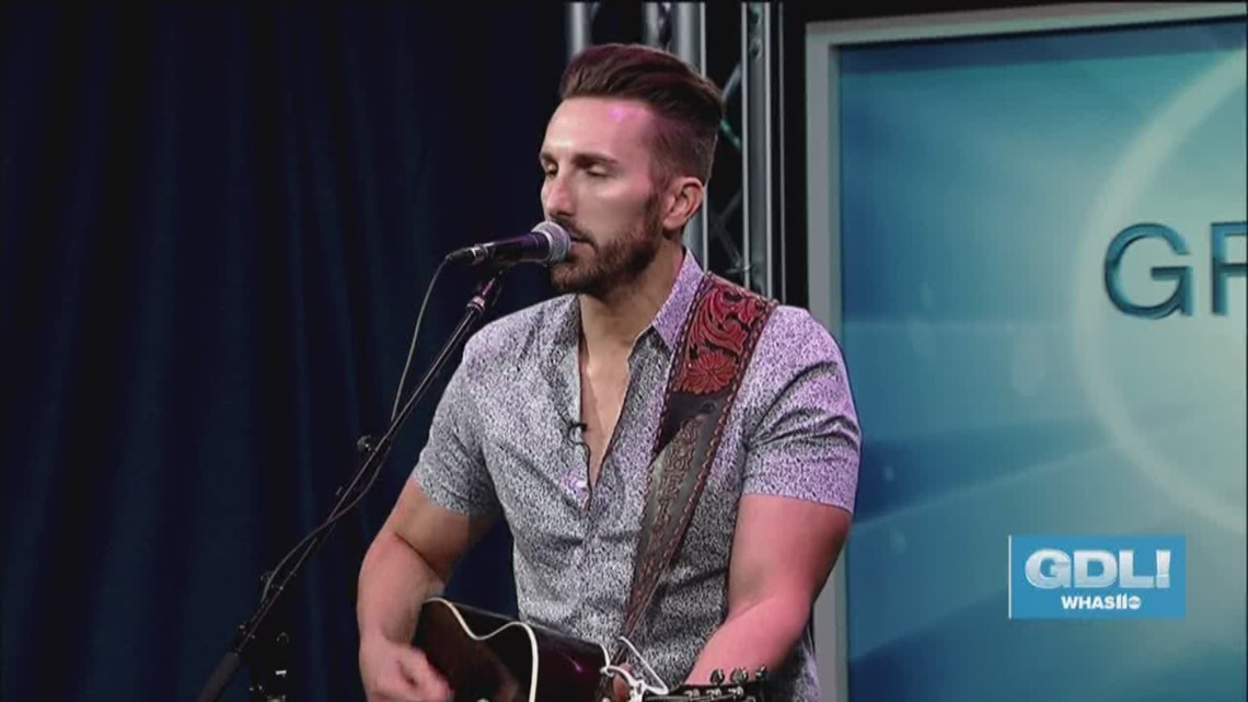 JD Shelburne returns to rock the Waterfront