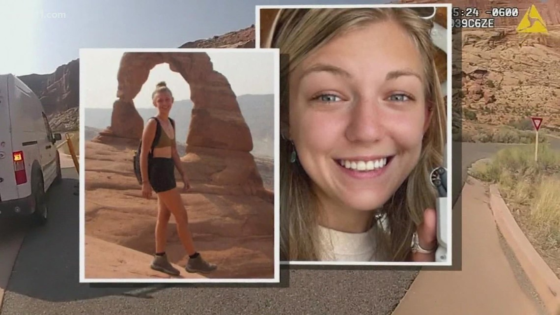 Where's Gabby? Search underway for woman who disappeared while on cross country trip with boyfriend