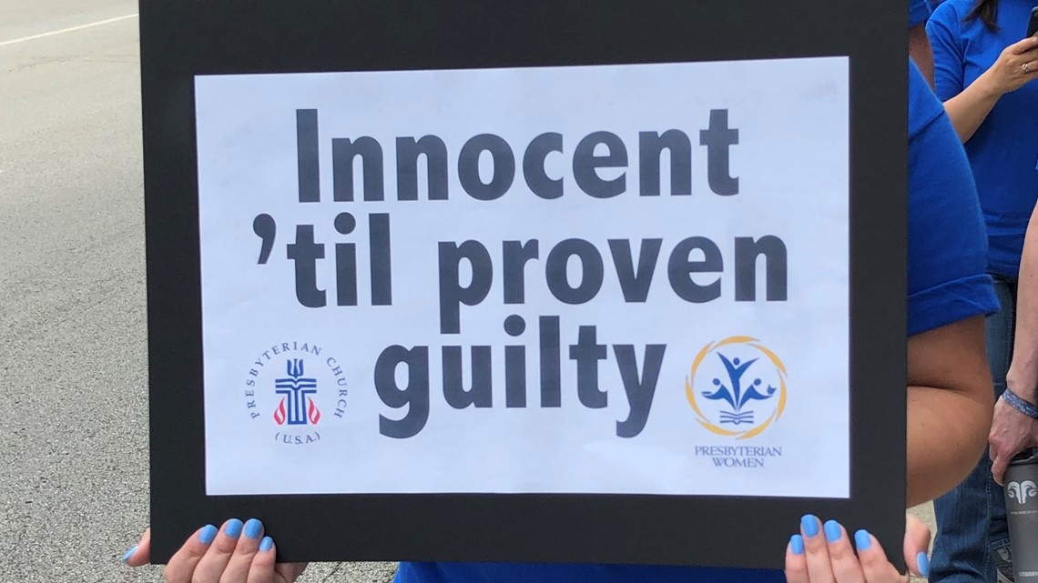 End cash bail march sheds light on community efforts