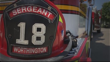 Wife of firefighter helps first responder families write wills