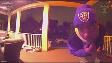 'Pink Panther Bandit' arrested thanks to keen residents, LMPD
