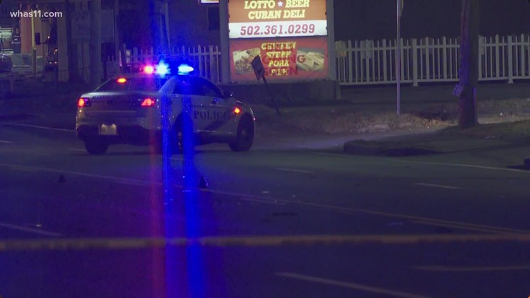 Louisville police search for suspect in deadly hit-and-run on New Cut Road, victim identified