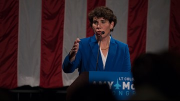 Amy McGrath Senate campaign raises nearly $11 million