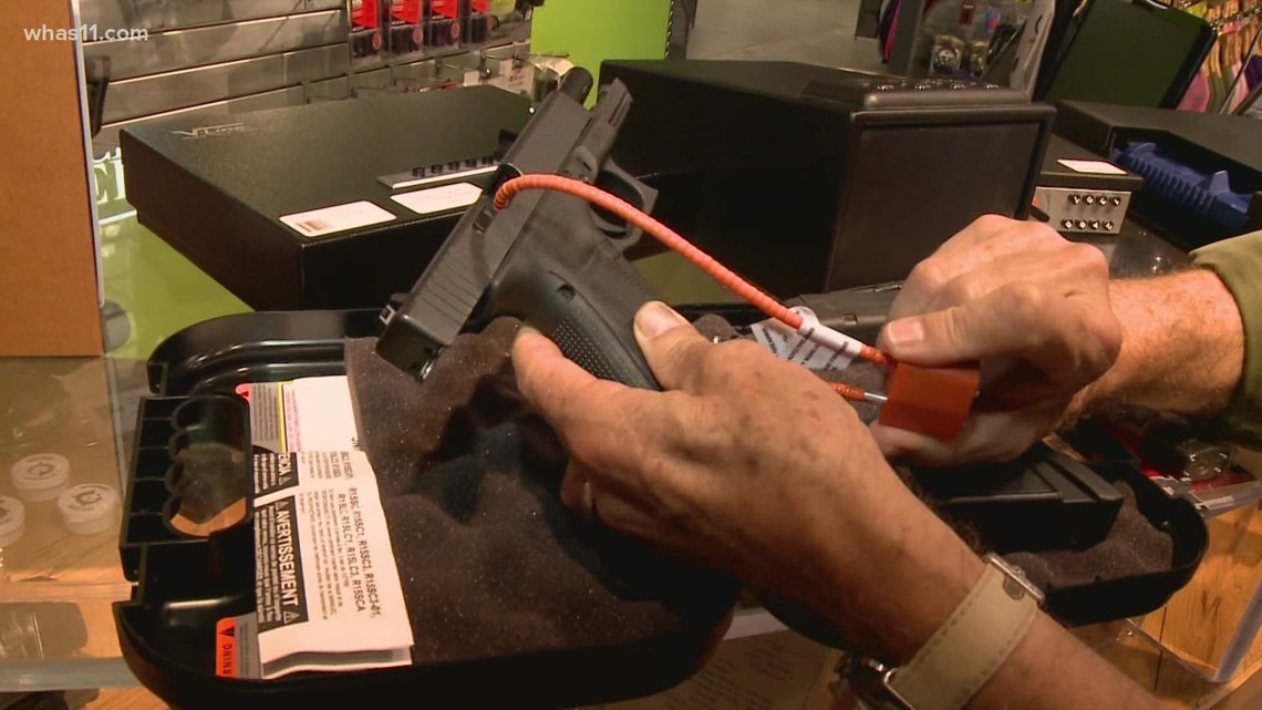LMPD: 193 guns reported stolen from cars this year