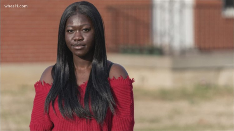 'She's a fighter': Doss student recognized for work amid NTI, Breonna Taylor protests