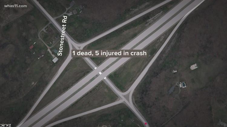 Coroner ID's Meade County teen killed in Gene Snyder Freeway crash
