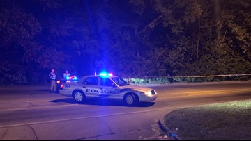 One dead, two injured after car hits motorcycles on Manslick Road