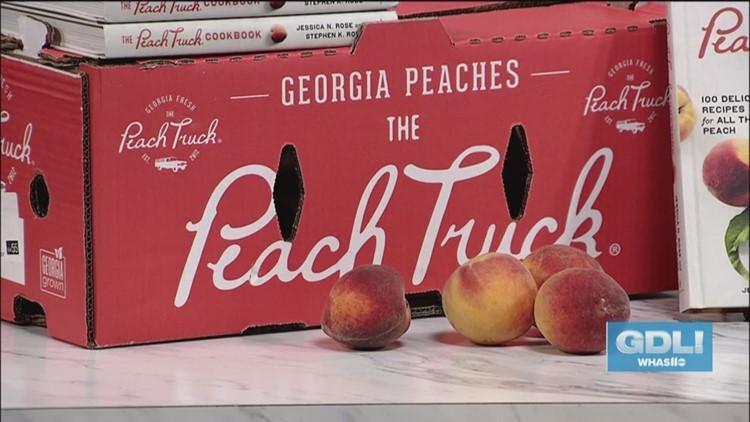 Love The Peach Truck? Creators debut new cookbook
