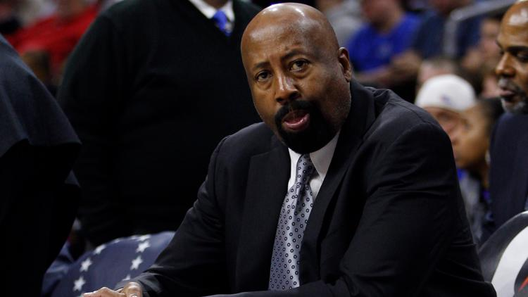 Mike Woodson is IU men's basketball new head coach