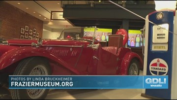 Road Map To Heaven at Frazier Museum