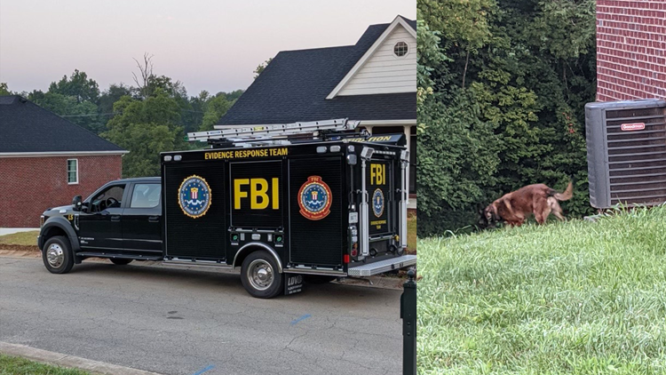FBI: Multiple items of interest uncovered in connection with Crystal Rogers case