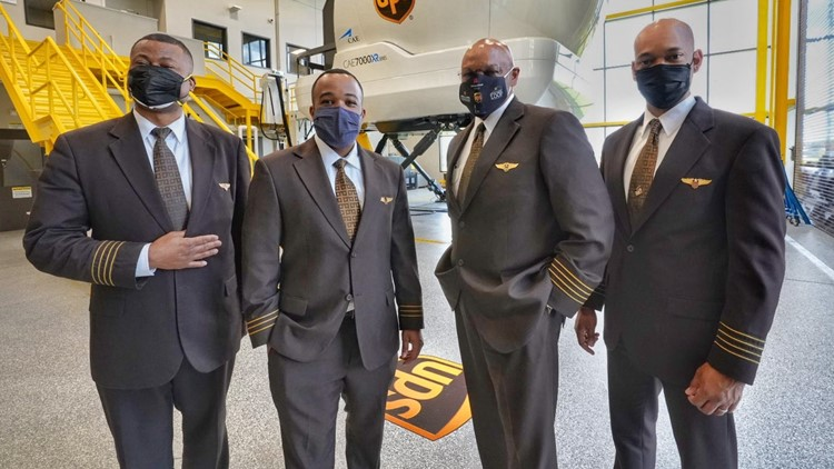 UPS Airlines all-Black crew to fly during Thunder Over Louisville