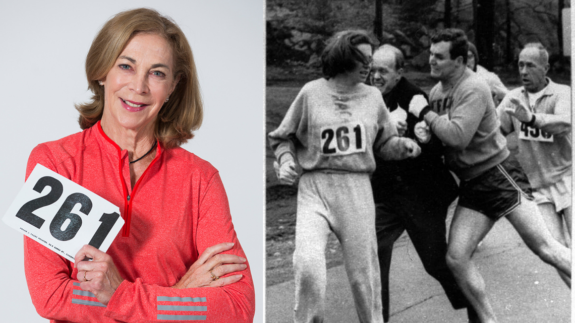 Running icon Katherine Switzer to race in Louisville