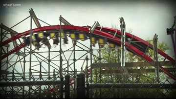Woman inspired to raise money to provide kids with Kentucky Kingdom passes