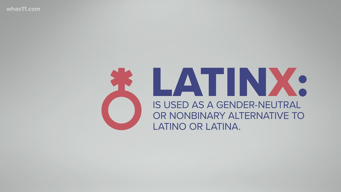 What is Latinx? Looking at the history of the gender-neutral term