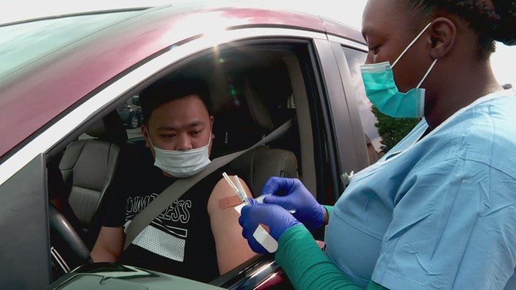 Mobile COVID-19 vaccine sites popping up around region to reach more people