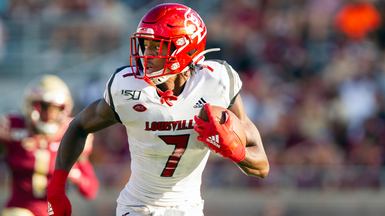 UofL's Dez Fitzpatrick selected by Titans in NFL Draft