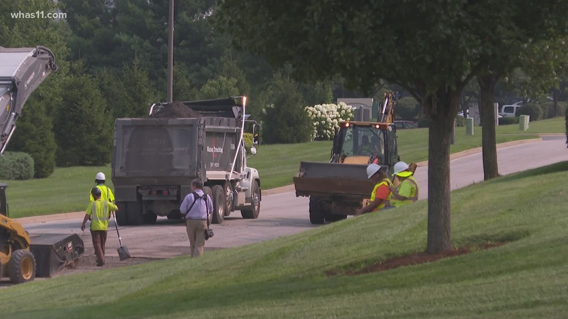 Louisville leaders to invest millions in paving, sidewalk repair work citywide