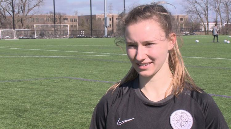 'Hometown hero' Emina Ekic rises to Racing Louisville FC
