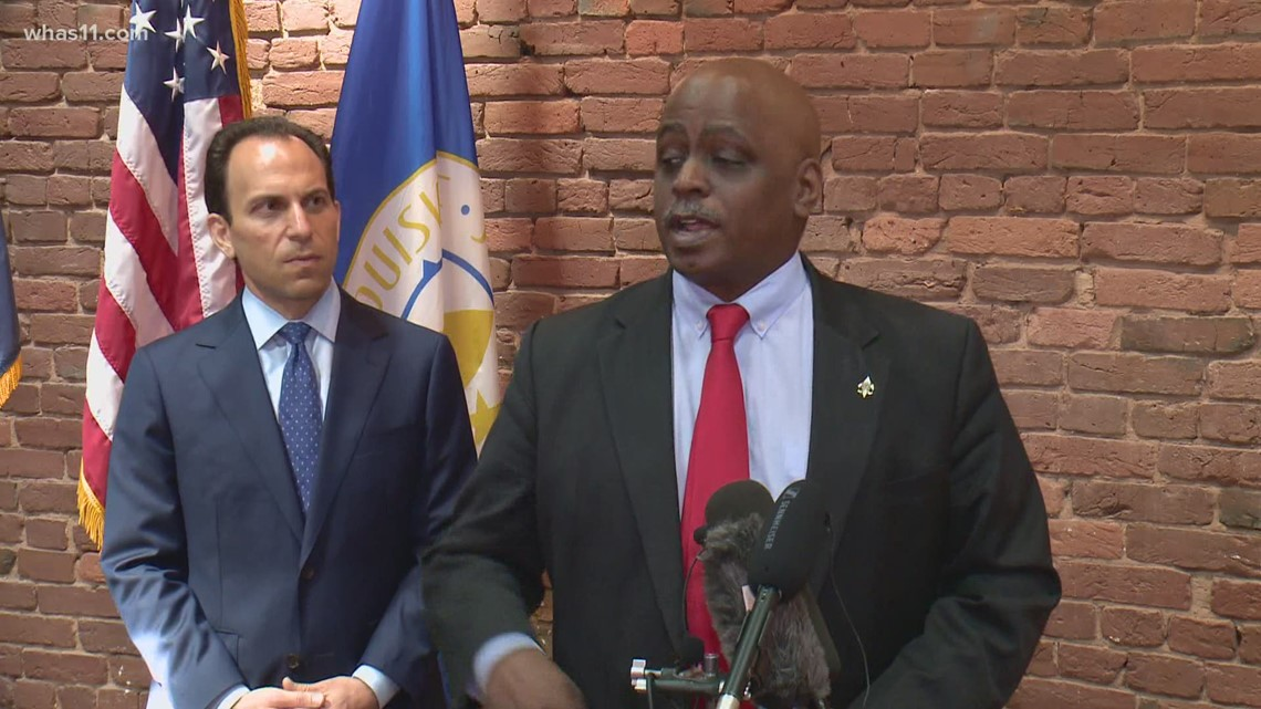 Former mayoral candidate, Metro Council President David James endorses Craig Greenberg