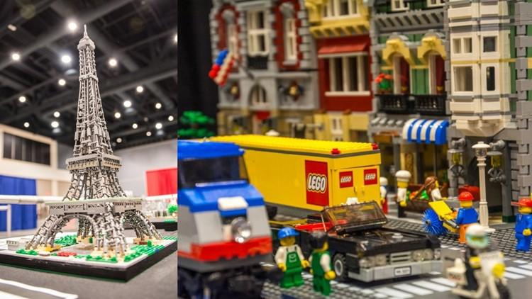 BrickUniverse LEGO coming to Louisville