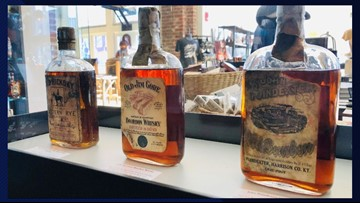 Frazier Museum selling rare, Prohibition-era whiskeys