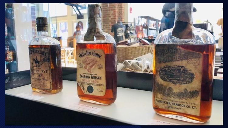 Frazier Museum selling rare, Prohibition-era whiskeys