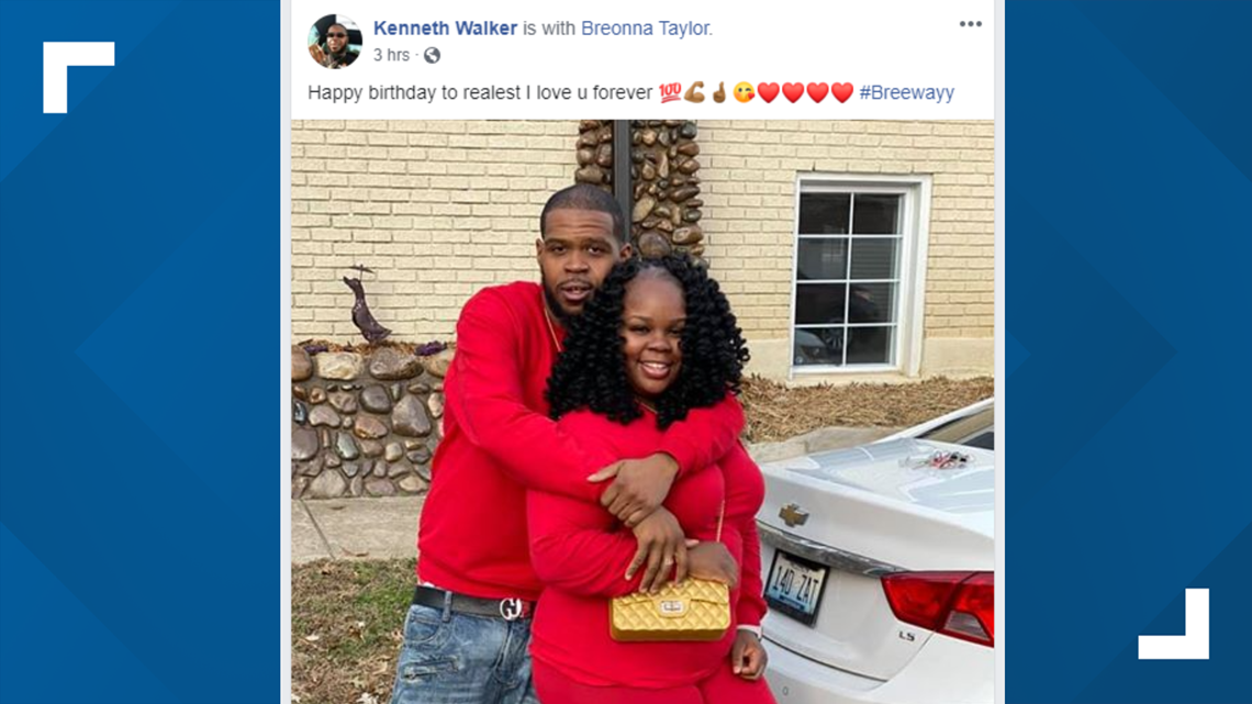 Breonna Taylor S Family Kenneth Walker Celebrate Her Birthday Whas11 Com