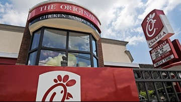 First Chick-fil-A location opening in Jeffersonville