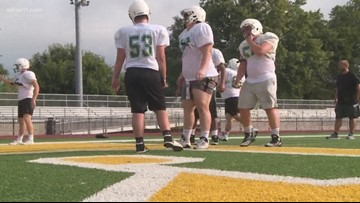 St. X settles in for Wallace's 2nd year