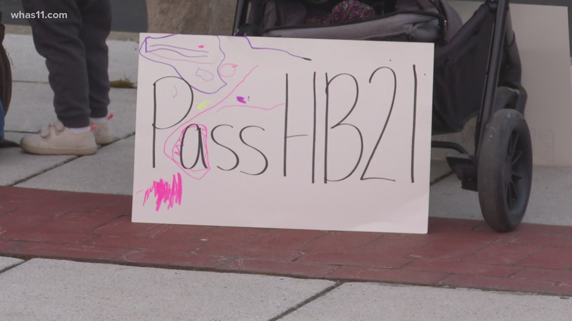 Caravan pushes for passage of Breonna's Law