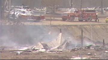 Enbridge has history of pipeline explosions in Kentucky