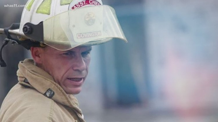 Firefighter's widow shares her story with other first responders