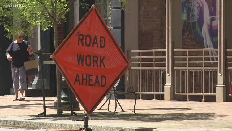 You Asked 4 It | When will the road work be done in downtown Louisville?