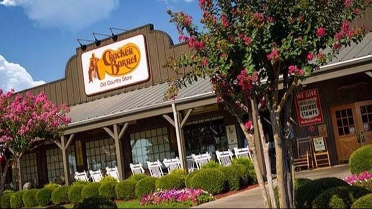 Cracker Barrel store restaurant-27789489