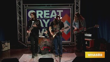 For the love of rock 'n' roll: MojoThunder on GDL