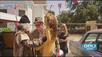 Tidy Tim's: Movie starring Andy Dick has local ties and premiere