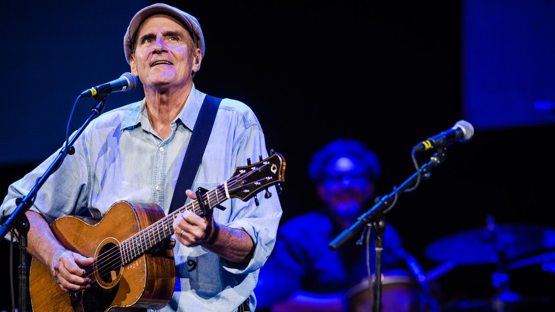 James Taylor and special guest Jackson Browne coming to Louisville this August