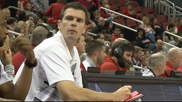 David Padgett finding new paths in basketball