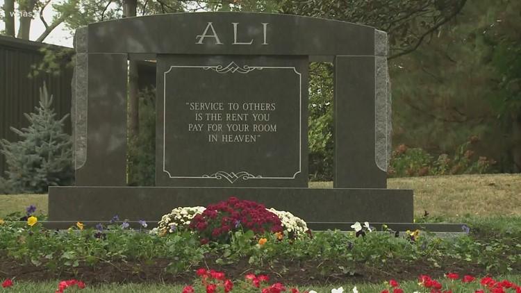 Remembering, honoring 'The Champ' Muhammad Ali
