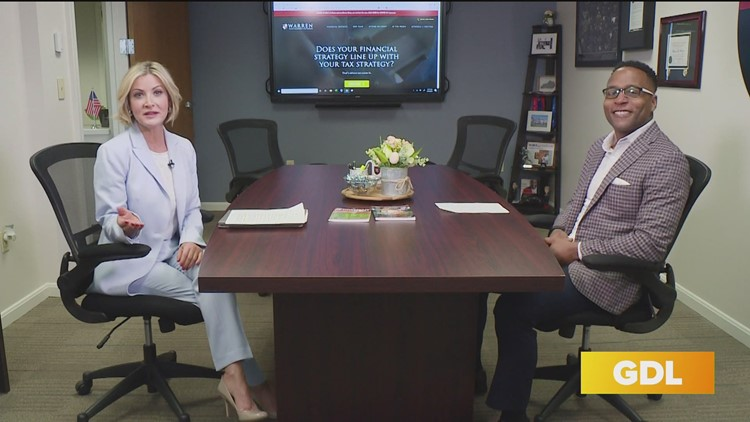 Wealth Wednesdays on Great Day Live