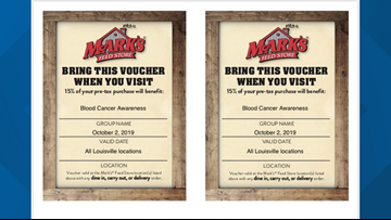 Mark's Feed Store to donate proceeds to James Graham Brown Cancer Center Oct. 2