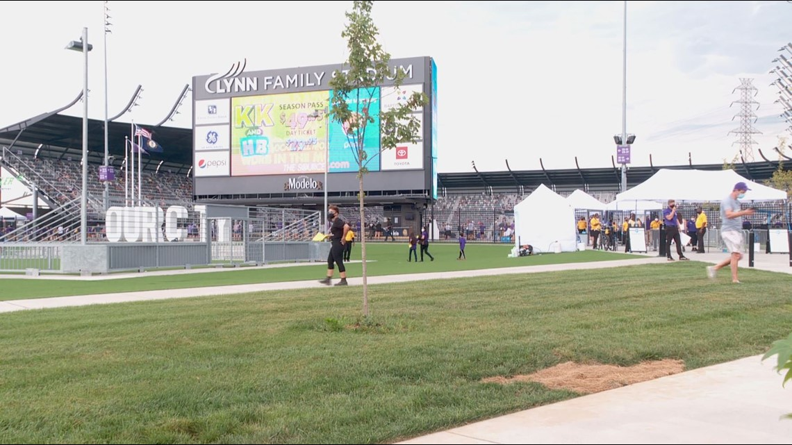 Louisville City FC falls short to Pittsburgh in Lynn Family Stadium debut