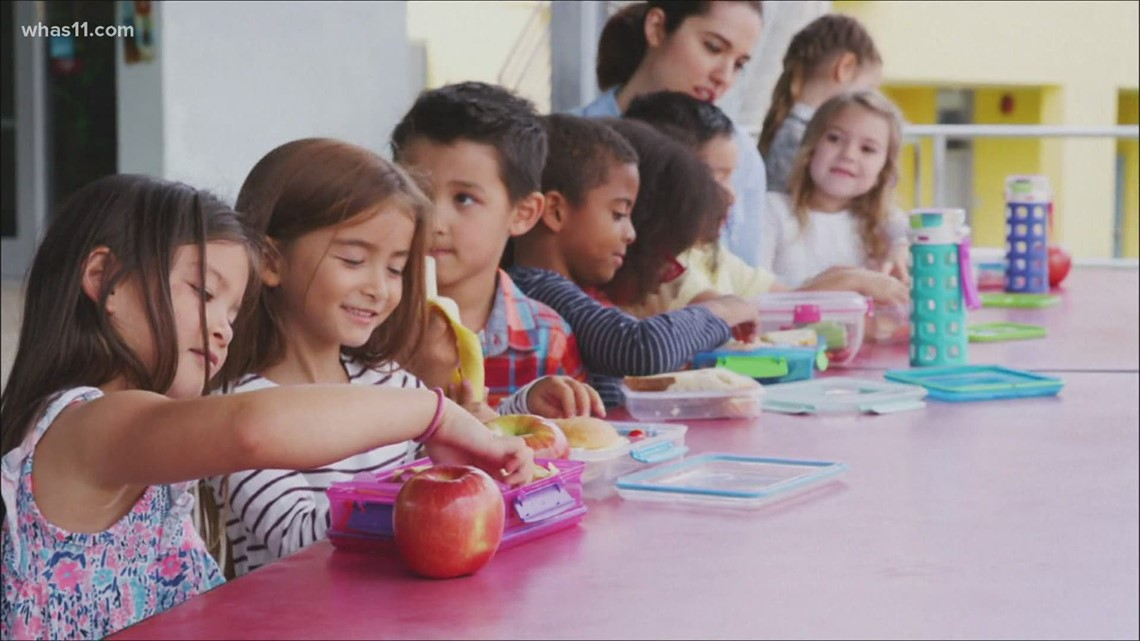 Schools across the country to provide free meals to all students through September