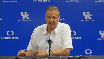 Coach Calipari signs new $86 million contract to extend stay at University of Kentucky