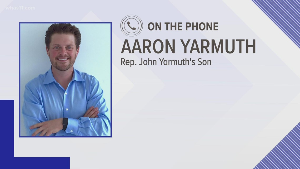 Son of Rep. John Yarmuth considering a run for father's seat